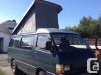 1995 Toyota Hiace Campervan. Diesel 4x4. 175,000kms,