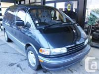 Make Toyota Model Previa Year 1995 Colour Grey kms