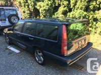Make Volvo Model 850 Year 1995 Colour Green kms 270000
