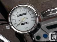 I am selling my 1995 Yamaha Virago 1100 since I have