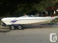 22' performance watercraft, 1996 Checkmate Persuader.