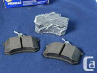 I'm selling brand new performance brake pads (Rear) and