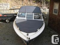1996 Bayliner Capri Bowride 1950 3 litre 135 HP Motor