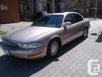 1996 Buick Park Avenue, Fully loaded: Adjustable,