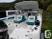 1996 Campion Explorer 185 for sale . Both engines are