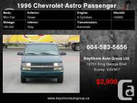 Check out our website for more pics     1996 Chevrolet