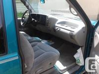 Make Chevrolet Model Half-Ton Year 1996 Colour Green, used for sale  Saskatchewan