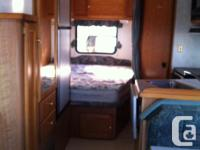 VERY CLEAN...Ford V10 E350 Class C Motor Home/ 64,775