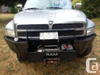 Make Dodge Model Ram 2500 Club Year 1996 Colour Grey