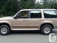 Make Ford Model Explorer Year 1996 Trans Automatic Runs
