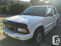 Make GMC Colour White Trans Automatic kms 295000 1996