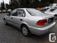 Make Honda Model Civic Year 1996 Colour Grey kms