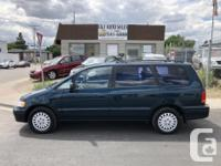 Make Toyota Model Sienna Year 1996 Colour GREEN kms