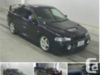 This 1996 Lancer is coming to our lot in mid-November.