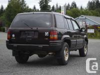 Make Jeep Model Grand Cherokee Year 1996 Trans