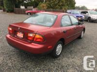 Make Mazda Model Protege Year 1996 Colour Red kms