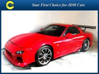 1996 Mazda RX-7 Type RS Twin Turbo  Certified low