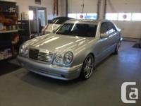 Make Mercedes-Benz Model E-Class Year 1996 Colour