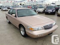 1996 MERCURY GRAND MARQUIS   just 130.000 km  Fully
