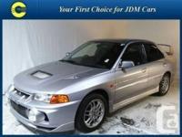 Stock ID: 107. Year: 1996. Make: Mitsubishi. Model: