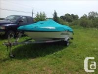1996 Sea-Doo Challenger jet boat. great shape.
