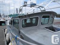 Built in Sooke, BC by Barry Marine Same owner since
