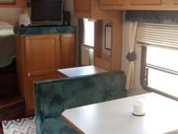 This 23.5' fifth wheel has been my home for the past 5