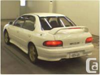 We have 1996 Subaru WRX STI 3 arriving to our lot in