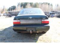 Make Toyota Model Corolla Year 1996 Colour green kms