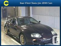 1996 Toyota Supra 6-speed Guidebook Twin-Turbo. This