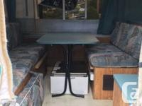 1996 Viking 2006ST Tent Trailer Canvas in exceptional