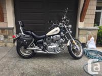 Make Yamaha Year 1996 kms 64000 I'm putting a new