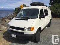 1996 Volkswagen Eurovan Camper in excellent condition.