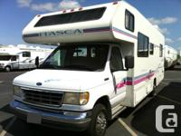 1996 Winnebago Itasca 29ft Class C Rear Island Bed