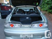 Make Acura Year 1997 Colour Silver Trans Automatic kms