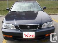 Hi I am selling my Acura 3.2TL sedan as I have 2 cars