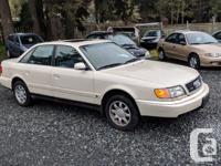 Make Audi Model A6 Year 1997 Colour White kms 130000