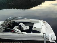 Well maintained 1997 Bayliner Capri LS for sale by