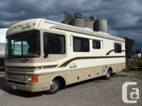 1997 Fleetwood Bounder with 42000 miles. This RV is