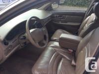 Make Buick Model Century Year 1997 Colour beige Trans