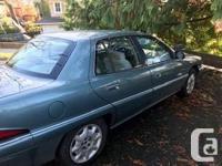 Make Buick Model Skylark Year 1997 Colour Green/Teal