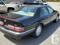 Year 1997 Colour Black with Tan Leather Interior kms