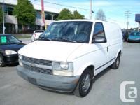 Make Chevrolet Model Astro Cargo Van Year 1997 Colour