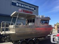 1997 25 CUSTOM ALUMINUM $79,900 1997 25� Marinex Custom