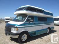 1997 Dodge Great West Van, (Special Edition), Class B