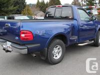 Make Ford Model F-150 Year 1997 Colour Blue kms 234500