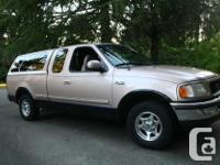 Make Ford Model F-150 Year 1997 Colour Tan kms 146000