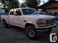 Make Ford Model F-350 Year 1997 Trans Manual 1997