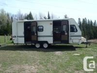 Excellent condition.  Fully equipped with double sink,