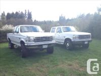 Make Ford Model F-250 Year 1997 Colour white kms